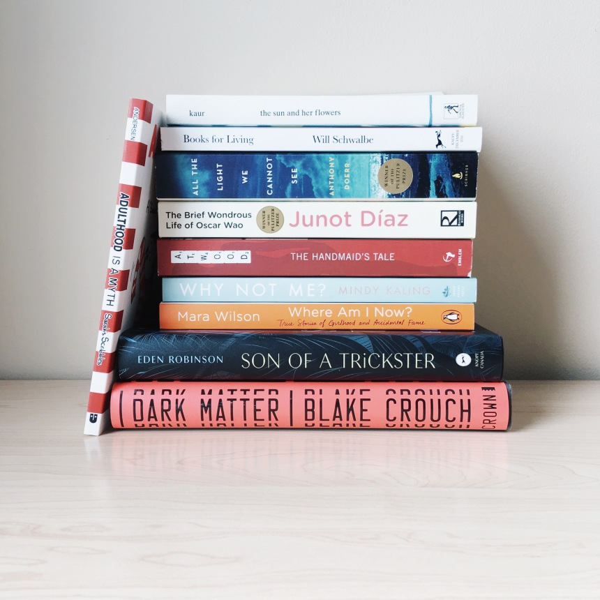 My Favourite Books of 2017
