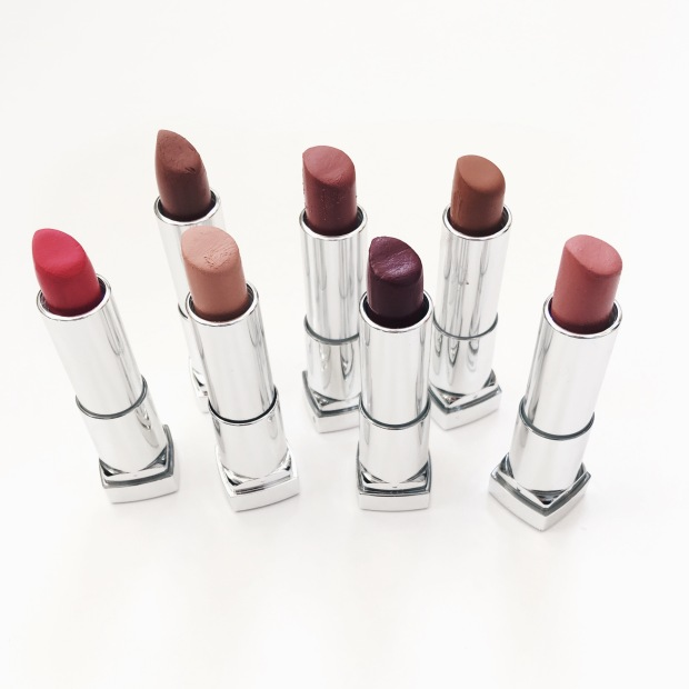 RC Maybelline Lipstick 2018 3