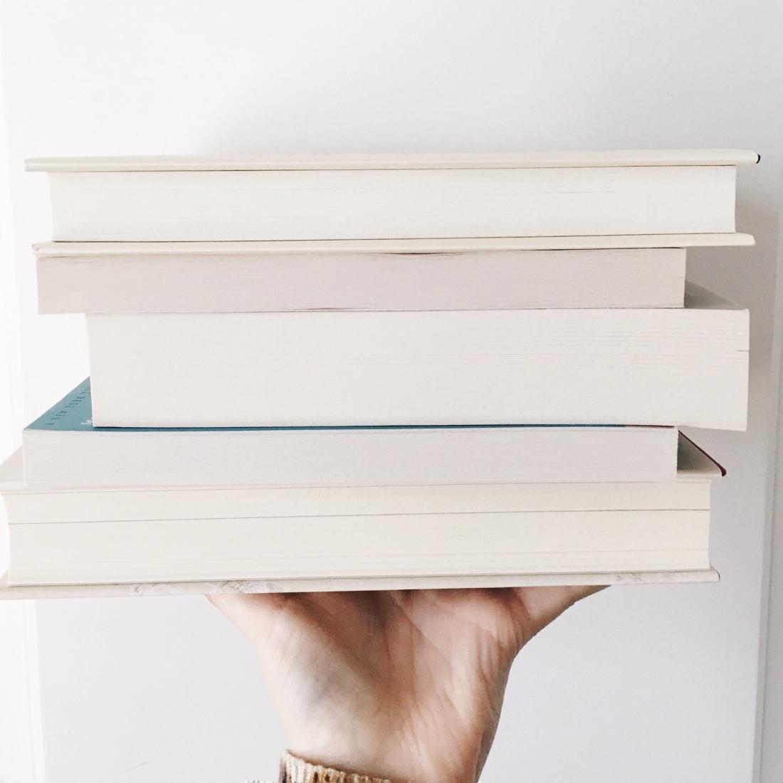 10 BOOKS I NEED TO BUY