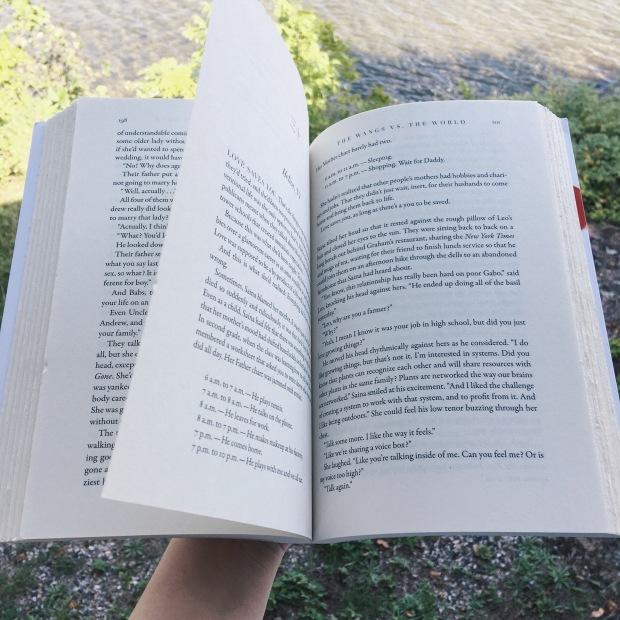 What I Read in August & September TBR